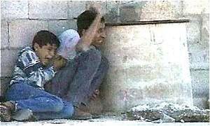 Muhammad Al Durrah dan Ayahnya Jamal Ditembaki Tentara Israel