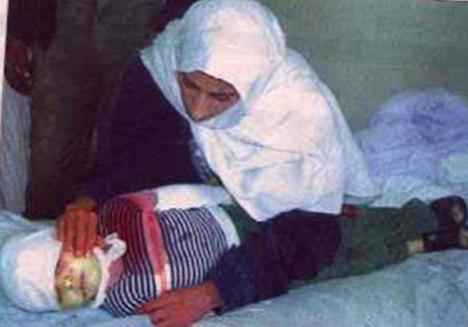 Palestinian kid killed by Israel