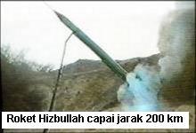 Roket Hizbullah