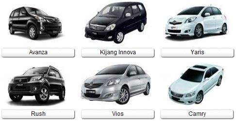 harga mobil baru Toyota Avanza, Yaris, Vios, dan Kijang Innova. Ini
