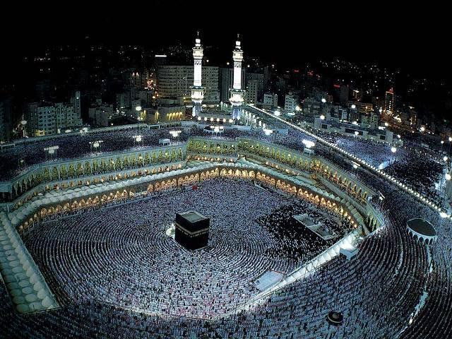 Foto Ka'bah, Masjidil Haram, dan Masjid Nabawi