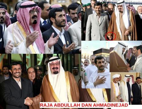 Raja Abdullah Ahmadinejad